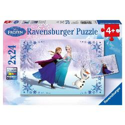 Sisters Always - 2 Pack Disney Jigsaw Puzzle