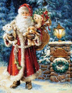Bearing Gifts Christmas Jigsaw Puzzle