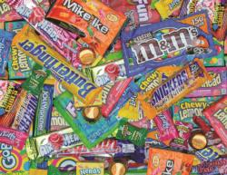 Sweet Tooth Sweets Jigsaw Puzzle
