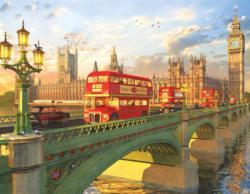 Westminster Bridge Bridges Jigsaw Puzzle