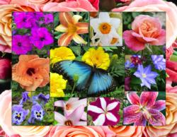 In Bloom Flowers Jigsaw Puzzle