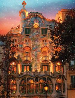 Batlló House Europe Jigsaw Puzzle