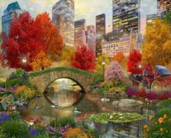 Central Park Paradise New York Jigsaw Puzzle