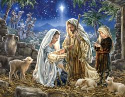 Let Us Adore Him! Christmas Jigsaw Puzzle