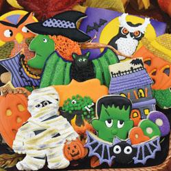 Terrorific Treats Sweets Jigsaw Puzzle