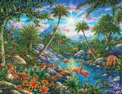 Discovery Island Fantasy Jigsaw Puzzle