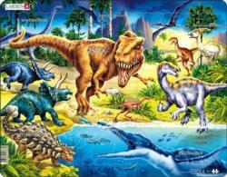 Cretaceous Dinosaurs Educational Children's Puzzles