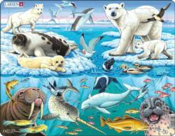 Artic Ice Animals Children's Puzzles