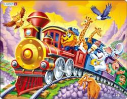 Circus Train Carnival Children's Puzzles