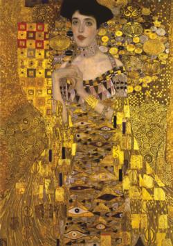 Adele Bloch-Bauer I Fine Art Jigsaw Puzzle