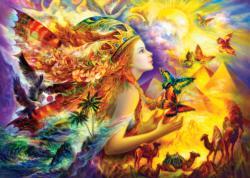 Butterfly's Dream Fairies Jigsaw Puzzle
