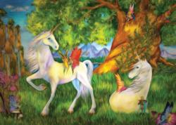 The Pretty Horses Unicorns Children's Puzzles