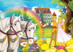 Fairytale Princess Children's Puzzles
