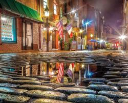 Wharf Street Street Scene Jigsaw Puzzle