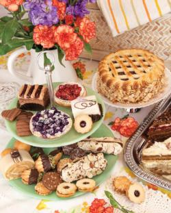 Pastry Shop Sweets Jigsaw Puzzle