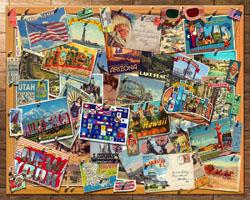 Let's Explore Travel Jigsaw Puzzle
