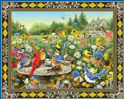 Birds & Butterflies Birds Jigsaw Puzzle