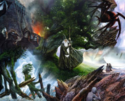 Lord of the Rings Movies / Books / TV
