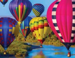 Take Flight Balloons Large Piece