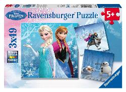Winter Adventures Cartoons Multi-Pack