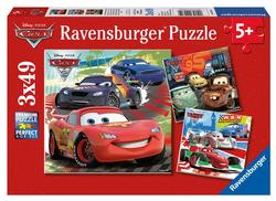 Worldwide Racing Fun Cartoons Children's Puzzles