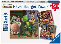 Woody & Rex Cartoons Children's Puzzles