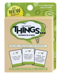 Game of Things Card Game