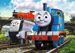 Thomas and Spencer (Thomas & Friends) Cartoons Jigsaw Puzzle