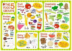 Good Food Food and Drink Children's Puzzles