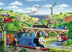 Friends Around Sodor Movies / Books / TV Children's Puzzles