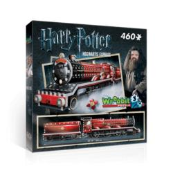 Hogwarts Express - Scratch and Dent Harry Potter 3D Puzzle