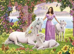 Beautiful Princess Princess Children's Puzzles