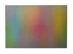 1000 Vibrating Colours Graphics / Illustration Impossible Puzzle
