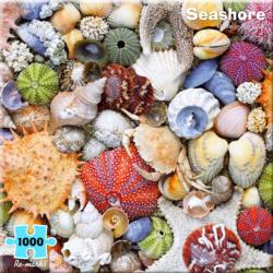 Seashore Photography Jigsaw Puzzle