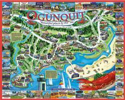Ogunquit, ME United States Jigsaw Puzzle
