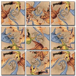 Diggin Dinosaurs Dinosaurs Children's Puzzles