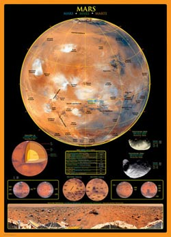 Mars Space Jigsaw Puzzle
