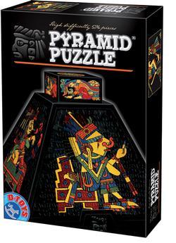 Precolumbian Art I Egypt 3D Puzzle