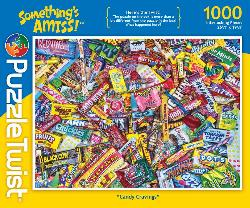 Candy Cravings Sweets Jigsaw Puzzle