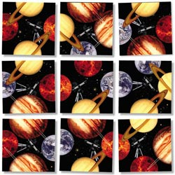 Planets Space Children's Puzzles