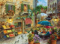Contentment Italy Jigsaw Puzzle
