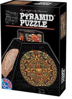 Precolumbian Art II Egypt 3D Puzzle