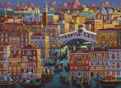 Venice Travel Jigsaw Puzzle
