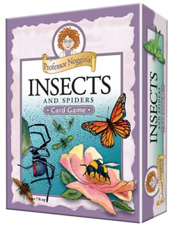 Professor Noggin's Insects & Spiders Animals