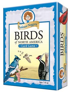 Professor Noggin's Birds of North America Educational