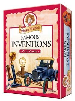 Professor Noggin's Famous Inventions
