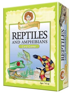 Professor Noggin's Reptiles & Amphibians Educational