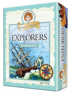 Professor Noggin's Explorers Geography