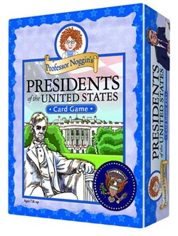 Professor Noggin's Presidents of the US Famous People