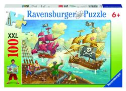 Pirate Battle Pirates Jigsaw Puzzle